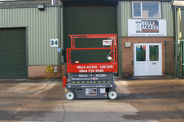 3219 Electric Scissor Lifts from Bella Access