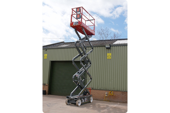 3226 Electric Scissor Lift from Bella Access