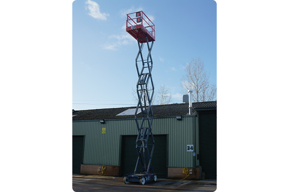 The 4632 Electric Scissor Lift from Bella Access