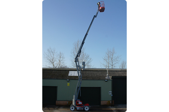 HR17 Boom Lifts from Bella Access