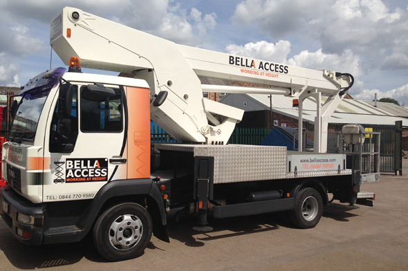 Ruthmann Steiger T270 Truck Mounts from Bella Access