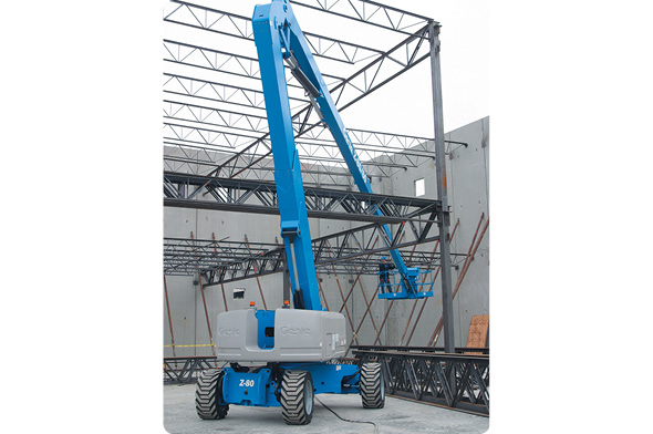 Z80 Diesel Boom Lifts Articulated from Bella Access